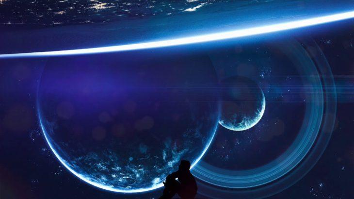 宇宙を感じる美しい瞑想音楽|528Hz・963Hzが石灰化した松果体を活性化する|ソルフェジオ周波数|睡眠導入・リラックス音楽