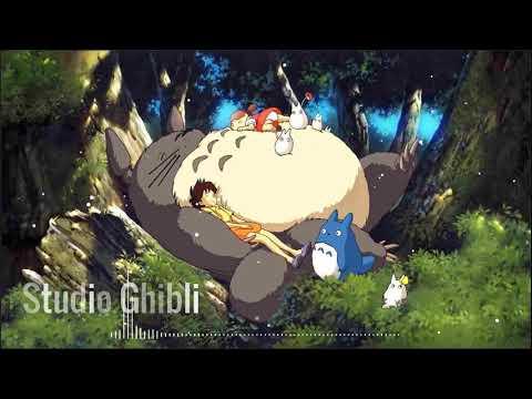 【作業用、勉強、睡眠用BGM】リラックス音楽コレクション | Studio Ghibli Piano Collection
