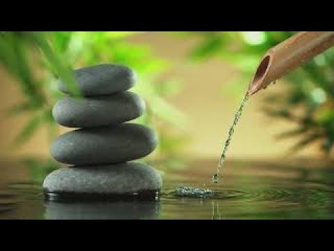 【癒し音楽BGM】自然の音とともに音楽をリラックス バンブーウォーターファウンテン 記憶力を改善します ️紡績 リラックス Bamboo Fountain 24/7