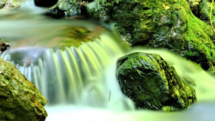 眠れない時に聞く曲「川の流れ自然の音楽」~知らないうちに寝てしまう